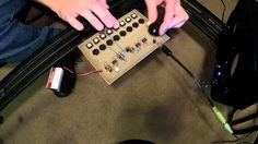 Simplest DIY / Homemade Moog / ARP / KORG Filter Sound Analog Synthesize...