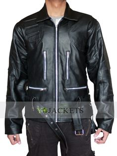 Terminator 3 Jacket Is Available @YoJackets.com Get terrific Arnold Motorcycle Leather Jacket is only $169.00 with Surprise Gift, Free worldwide shipping.    #Motorcycle #Terminator3 #Jacket #weekendfashion #weekendstyle #male #mens #swag #sales #deals #shopping #mensfashion #cosplay #celebs #Gaming