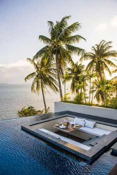 Conrad Koh Samui, Th