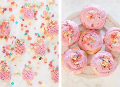Fruity Pebbles desserts? Yes please