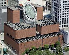 Museum of Modern Art. San Francisco. 1995. Mario Botta.