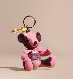 197464c1e38 Burberry Thomas Bear Charm in Rose Pink  150 Burberry Bear