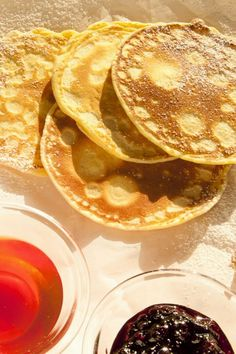 I Red'S - Dei Rossi Family: Pancake by Red's