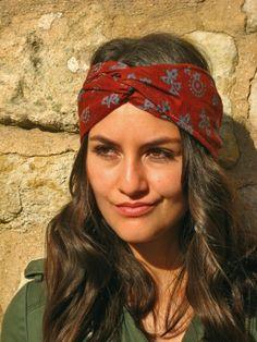 6 Sencillos pasos para hacer tu propio turbante!