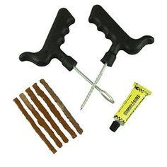 1 Set Car Bike kit de réparation outil Auto crevaison de pneu Tubeless Pour plug