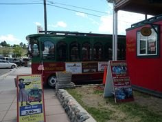 Fun Things to Do in Cody Wyoming: Cody Trolley Tours