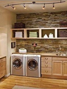 Cuarto de lavanderia
