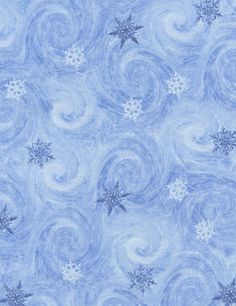 Snowy Swirl - Our Fabrics | TIMELESS TREASURES