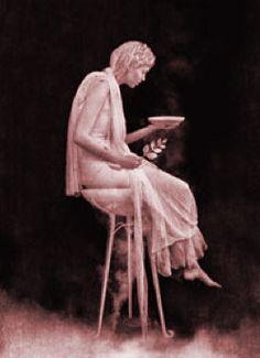 Pythia, Oracle of Delphi