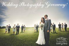 Wedding Photography Giveaway - La Candella Weddings