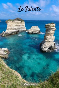 Le Salento en voiture : 4 jours d'Otranto à Gallipoli - Claire, on y va ! Destinations, Voyage Europe, Blog Voyage, Routes, Road Trip, Places To Visit, Around The Worlds, Camping, Travel
