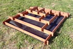 Picture of Slot Together Pyramid Garden Planter