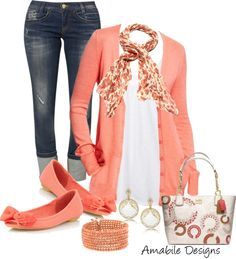 """Comfy Cozy Spring"" by amabiledesigns on Polyvore.  Let's go shopping! :D"