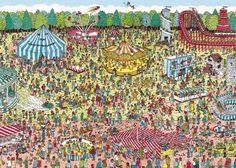 Waar is wally? - Plazilla.com