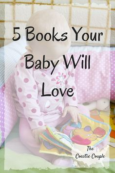 The Coastie Couple: Five Books Your Baby Will Love
