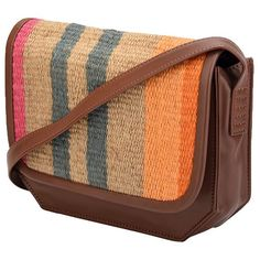 eb01bc03b0 Candy Stripes, Handmade Bags, Leather Bags, Purses And Handbags, Jute, Hand