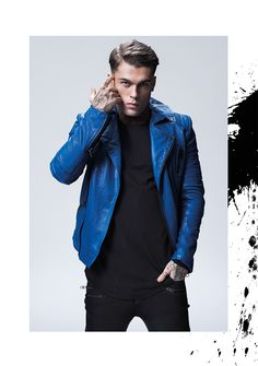 Stephen James Fronts TIGHA Fall/Winter 2015