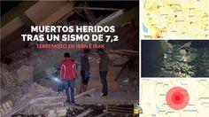 Terremoto en Irán e Irak: muertos heridos tras un sismo de 7,2
