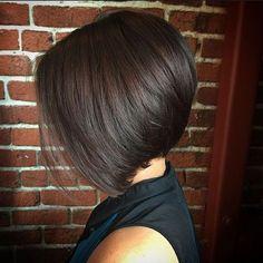 * 25167 Awesome Super All sizes Short Layered Bob Haircuts, Bob Hairstyles For Thick, Long Bob Haircuts, Pretty Hairstyles, Short Hair With Layers, Short Hair Cuts, Short Hair Styles, Asian Short Hair, Asian Hair