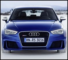 2017 Audi RS3 Sportback Review