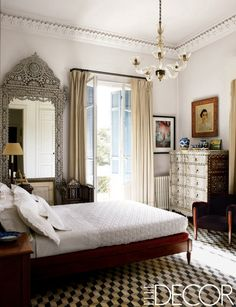 The 20 Dreamiest Guest Rooms We've Ever Seen - ELLEDecor.com