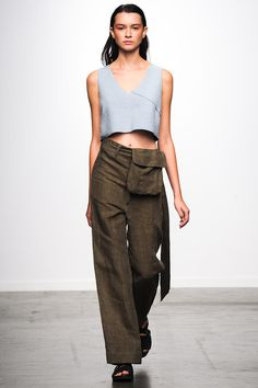 Creatures of Comfort | Spring 2015 Ready-to-Wear Collection | Style.com