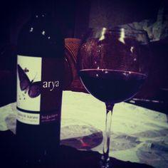 Kırmızı şarap ♥