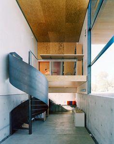 Xeros Residence - modern - staircase - phoenix - 180 degrees