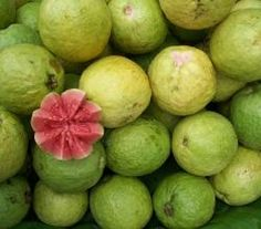 How to eat a guava