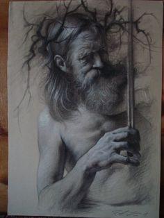 Roberto Ferri, 1978 ~ barokk festő | Tutt'Art @ | Pittura * scultura * Poesia * Musica |