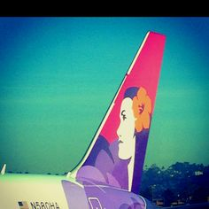 Hawaiian airlines - loved the guava juice and coconut soap!