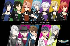 Animate Girls Festival theme will be Animal suits collection Me Me Me Anime, Anime Guys, 4th Anniversary, Anime Wallpaper Live, Handsome Anime, Haikyuu Anime, Kawaii Anime, Anime Characters, Anime Art