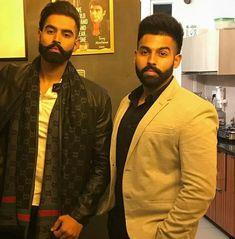 There are 2 Of Me. Parmish Verma Beard, Kurta Pajama Punjabi, Beard Styles For Men, Bollywood Stars, Celebs, Celebrities, Hair Humor, Beautiful Boys, Celebrity Crush
