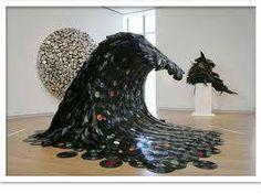 Arte Reciclado La nueva tendencia del arte, el ambiente y el nuevo milenio. #arte #reciclaje #salud #ambiente #ecologia #bienestar #arquitectura #escultura #modernismo #verde #vida #2013