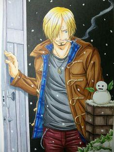 Sanji from One Piece