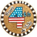 4th+july+cookie+cake+designs | 4th of July Cookie Cake- Great American Cookies