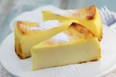 German Cheesecake with less fat, at lot of protein and the most vanilla taste possible? YES PLEASE! Find out about the secret ingredients HERE