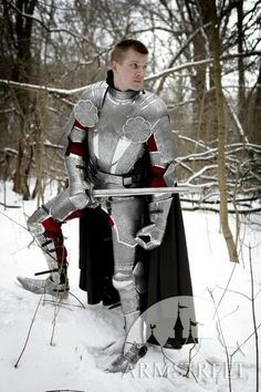 A noble knight