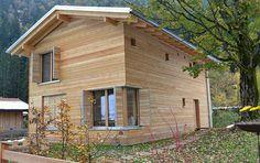 Einfamilienhaus in Schliersee - Lebensraum Holz