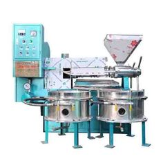 6YL-100 Oil Extraction Machine