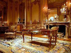 Hôtel de Varengeville - 217, boulevard Saint-Germain, Paris (Metropolitan Museum of Art - NYC)
