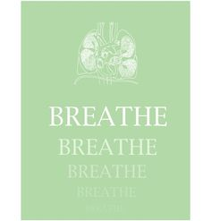 Turn, Cough, Deep Breathe. The answer to most everything. :)