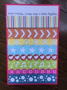 Julie's Creative Memories Blog: Mother's Day Blog Hop