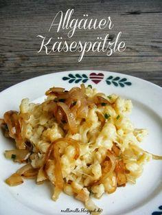 Ein Blog über meine große Leidenschaft dem Kochen und Backen.