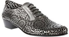 237e80ff03dce Laser cut - Haider Ackermann  shoes Silver Shoes