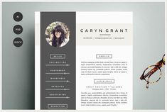 Looking for modern resume templates that will cut through the job searching process? These modern resume templates with simple and unique design could help.