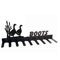 Boot Rack In Geese Design. Our boot racks are handmade to order and available in numerous different designs, from your favourite pet, hobby or farmyard. Boot Storage, Outdoor Storage, Storage Racks, Storage Ideas, Boot Rack, Wellies Boots, Wellington Boot, Farm Yard, Living At Home