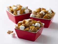 Hot Buttered Rum Chex® Mix, great Christmas gift idea!