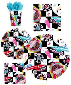 Sock Hop Decorations on Pinterest | Sock Hop Party, Sock Hop and 50s