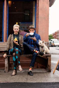 スウェーデン発レッグウェアブランド「Happy Socks」のショップが、渋谷パルコにオープン!